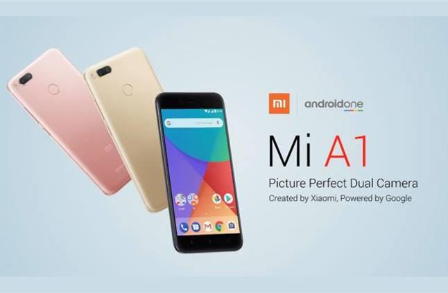 شاومي تطلق هاتفها الذكي الجديد MI A1 في السوق المصرية في 23 أكتوبر الجاري