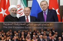 القضية السورية من أستانا إلى سوتشي مرورا بالرياض