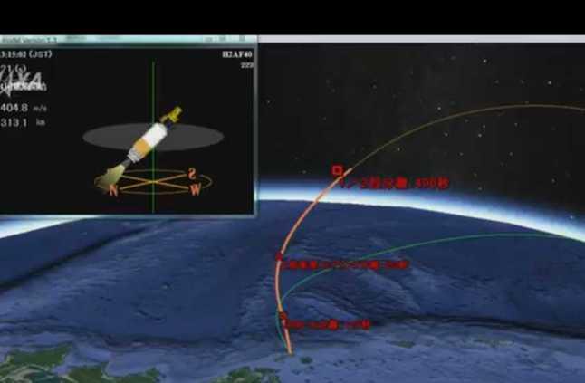 اطلاق أول قمر صناعي بأيد اماراتية