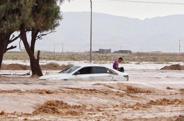 هطول أمطار غزيرة على جنوب القصيم وصولا إلى الدوادمي
