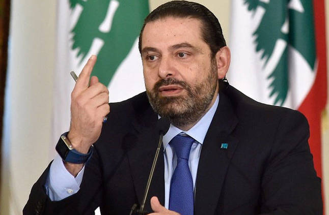 """""""لقاء ساخن"""" بين الحريري والمعاون السياسي للأمين العام لـ""""حزب الله"""""""