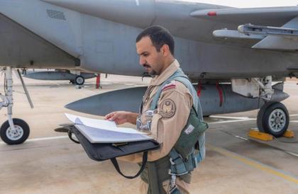 القوات السعودية تنفذ عمليات بالذخيرة الحية في «درع العرب»