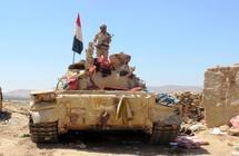 الجيش اليمني يستكمل تحرير مديرية برط العنان