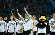 ألمانيا تفوز على روسيا بثلاثية نظيفة