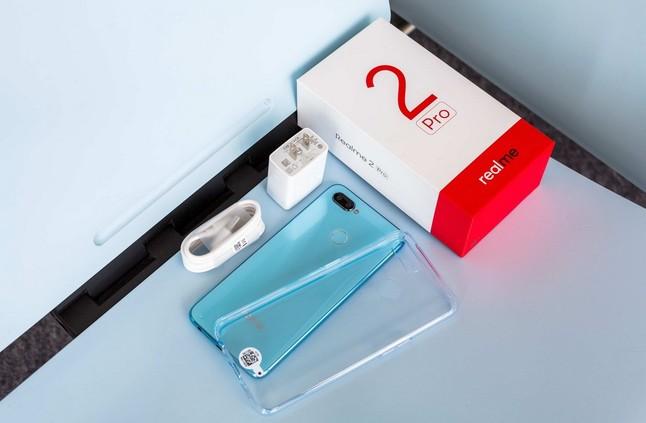 Realme تؤكد أنها ستقوم بإطلاق أول هاتف ذكي مزود بالمعالج MediaTek Helio P70 - إلكتروني