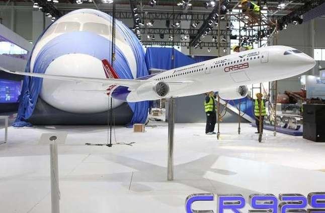 طائرة الركاب المستقبلية الروسية الصينية تستخدم محركًا روسي الصنع