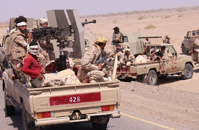 الجيش اليمني يواصل تقدمه في عدد من أحياء مدينة الحديدة غرب البلاد