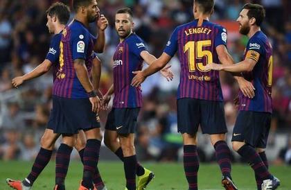 """برشلونة يتخلى عن """"اقتراح ميامي"""""""