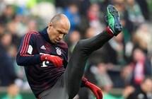 """"""" روبن """" خارج حسابات بايرن ميونخ في مباراة الغد - صحيفة صدى الالكترونية"""