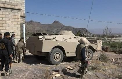 اليمن: مقتل 8 حوثيين في مواجهات مع الجيش شمال الضالع