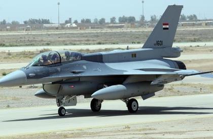 مقاتلات عراقية تنفذ ضربات جوية داخل الأراضي السورية