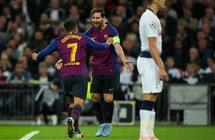 بعد لقاء برشلونة ضد توتنهام .. عقوبة قاسية تنتظر المشاغب الفرنسي