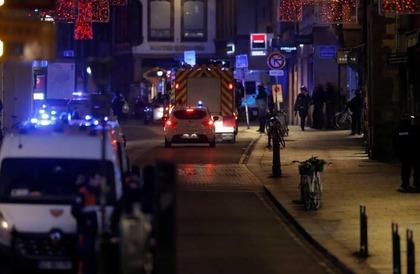 قتيلان وجرحى في ستراسبورغ.. وفرار مطلق النار