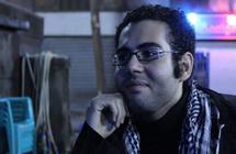 """بالفيديو - مشاهد من تأبين حازم دياب.. أثر """"المُبدع"""" لا يزول"""