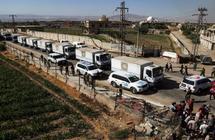 مجلس الأمن يمدّد آلية وصول المساعدات الإنسانية العابرة للحدود السورية