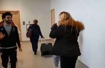 شاهد.. كيف تصرفت فتاة قابلت محمد صلاح في مستشفى للاطفال - صحيفة صدى الالكترونية