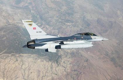 """تدمير 30 هدفاً لإرهابيي """" بي كا كا"""" بغارات تركية شمالي العراق"""