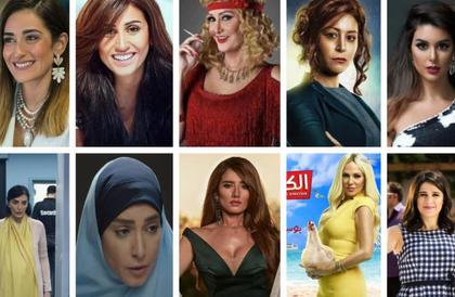 حصاد في الفن- اختر أفضل ممثلة سينما في 2018نهال ناصر