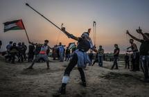 إصابات بقمع الاحتلال لمسيرات العودة في أسبوعها الـ38