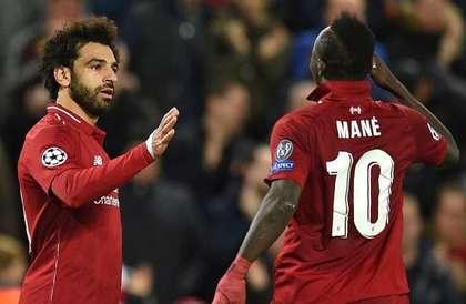 """محمد صلاح يفوز بجائزة """"بي بي سي"""" لأفضل لاعب إفريقي"""