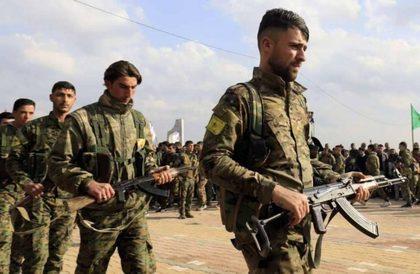 """أكراد سوريا يحشدون ضد تركيا بعد """"إعلان الحرب"""""""