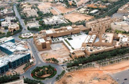استقلال مالي وإداري لهيئة  حي السفارات