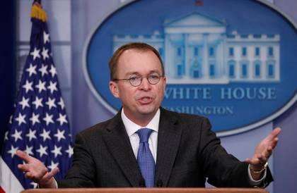 ترمب يعيّن ميك مولفاني في منصب كبير موظفي البيت الأبيض