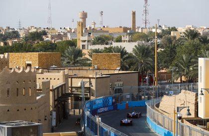 فورمولا إي – الدرعية بوابة السياحة العالمية إلى السعودية