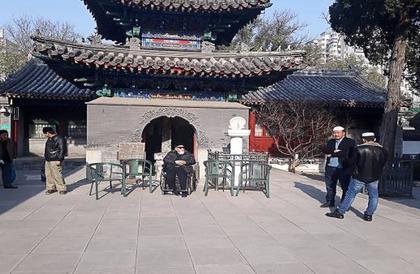 """مسجد """"نيوجيه""""... عنوان المسلمين الأشهر في الصين"""