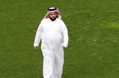 تركي آل الشيخ يعلن عن مشروع ضخم للسعوديين