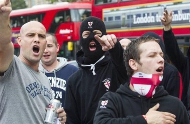 بريطانيا: اعتقال 3 يمينيين متطرفين بتهمة الإرهاب والكراهية