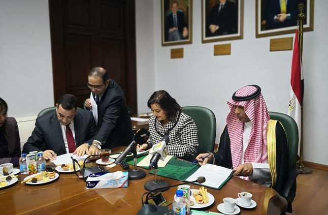 البيئة: توقيع الاتفاقية السعودية المصرية للخدمات البيطرية » صحيفة صراحة الالكترونية