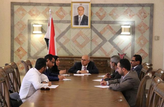 اليمن يثمّن الدور الإنساني لدول مجلس التعاون