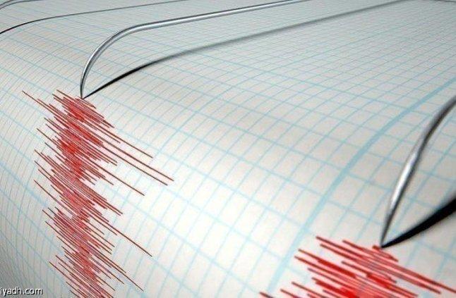 زلزال بقوة 4.5 درجات يضرب شرق تركيا