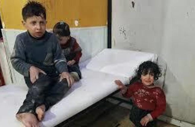 بريطانيا تؤكد أن النظام السوري وداعميه يتخذون الحرب ضد الإرهاب ذريعة لارتكاب جرائم فظيعة ضد الإنسانية