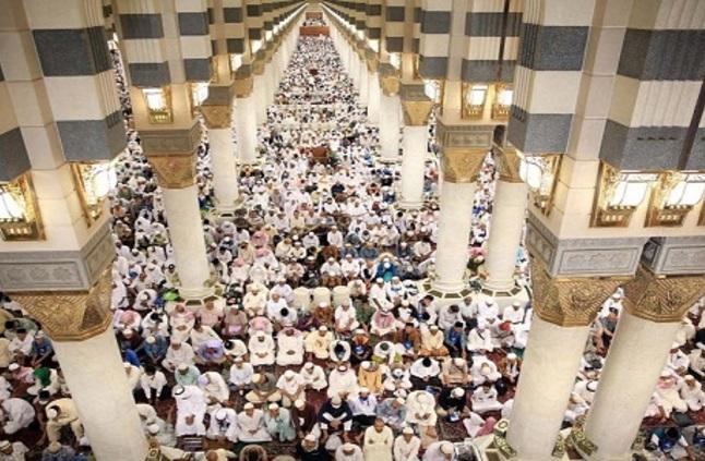 بالفيديو.. خطبة الجمعة من المسجد الحرام - صحيفة صدى الالكترونية
