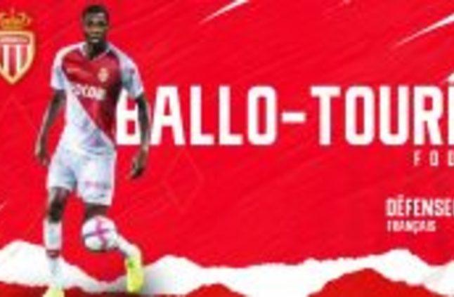 موناكو يدعم صفوفه بضم مدافع ليل