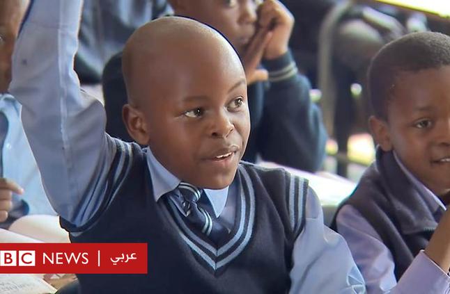 طفل جنوب أفريقيا النابغة الذي يحل اصعب المسائل الرياضية في ثوان