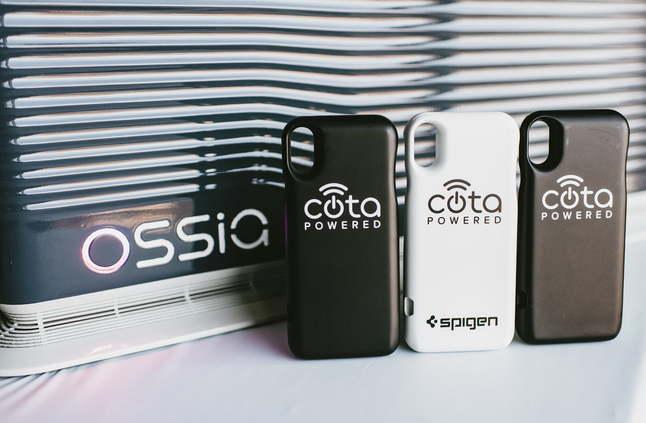Spigen و Ossia تعملان معًا لإنشاء غطاء واقي يدعم الشحن اللاسلكي الحقيقي - إلكتروني