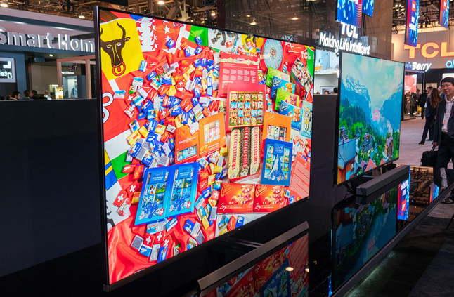 ستقوم TCL و Roku بإطلاق تلفاز بدقة 8K HDR في النصف الثاني من هذا العام - إلكتروني