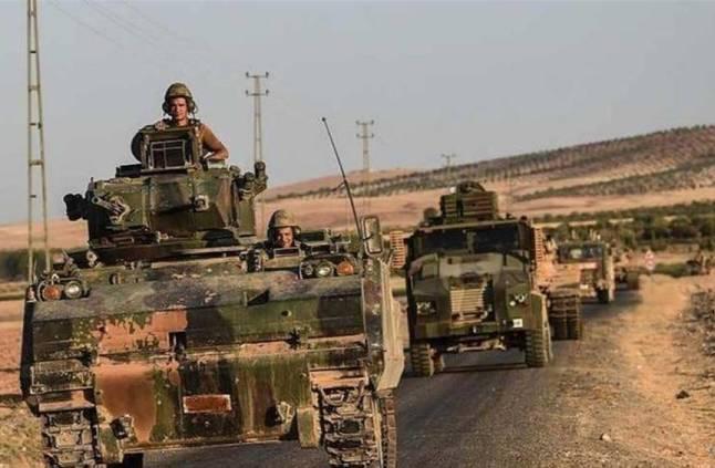 تركيا ترسل مزيداً من التعزيزات إلى الحدود مع سورية