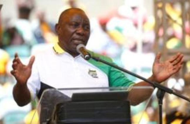 """رئيس جنوب أفريقيا محذرا: الاغتصاب والاعتداءات الجنسية """"أزمة وطنية"""""""