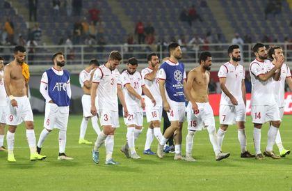 كأس آسيا.. سوريا تودع البطولة