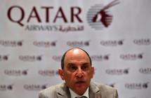 رئيس الخطوط القطرية: الإمارات عدوتنا
