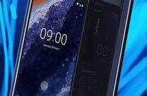 مستشعر البصمة في شاشة الهاتف Nokia 9 PureView سيعرض هذه المؤثرات الحركية - إلكتروني