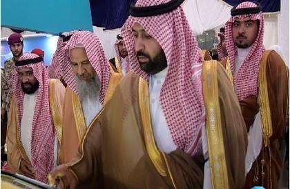 """نائب أمير منطقة جازان يدشن معرض """"واعي"""" بجمعية التوعية بأضرار القات - صحيفة الخرج نيوز"""
