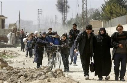 سوريا: إجلاء أكثر من ألفي شخص من آخر معاقل داعش