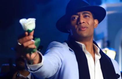 """بالفيديو- محمد رمضان يرقص مع جمهوره على أنغام """"مافيا"""" نهال ناصر"""