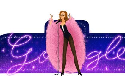 جوجل يحتفل بالذكرى الـ86 لميلاد الفنانة العالمية الراحلة داليدا..ماذا تعرفون عنها؟