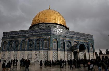 المؤسسات الدينية بالقدس تدين أعمال ترميم إسرائيلية في الجدار الغربي للمسجد الأقصى